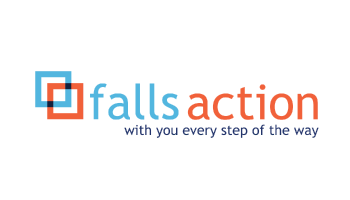 falls action, with you every step of the way